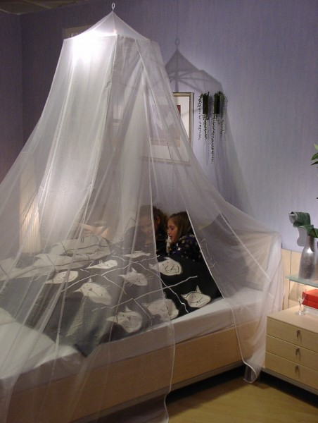 Shielding Canopy for double bed